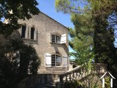 Investment opportunity with views on the Mont Ventoux Mounta