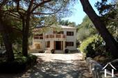 Villa Esconado ; 56 m² m² apartment with private terrace