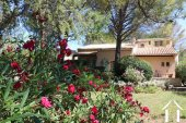Property with outbuildings & pool in the heart of Languedoc