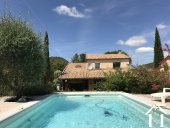 Villa with 4 bedrooms & pool close to Orb river & amenities