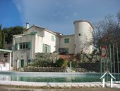 A property with a view in the heart of Languedoc